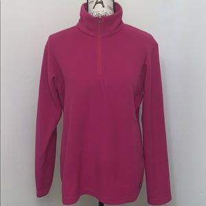 Patagonia half zip fleece - Large